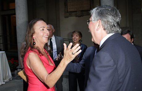 Chiara Beria di Argentine e Gian Antonio Stella