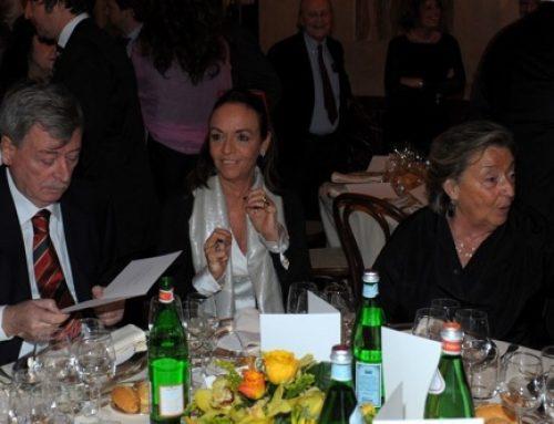 Elio Maraone e Chiara Beria di Argentine