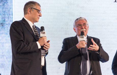 Marco Imarisio (premiato) e Gian Antonio Stella (premiato)