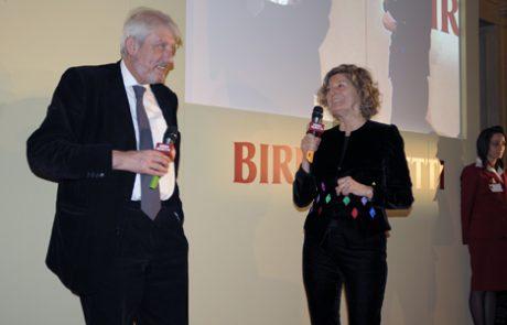 """Palazzo Marino, Sala Alessi, Milano. Serata premiazione """"Premiolino"""" Birra Moretti foto di Luca Nizzoli Toetti"""