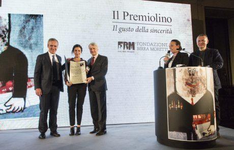 un momento della premiazione di Francesca Mannocchi (2)