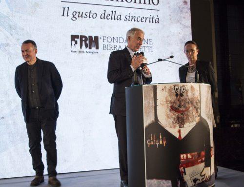 Il Sindaco di Milano Giuliano Pisapia con Chiara Beria di Argentine (Presidente della giuria) e Piero Colaprico (vice presidente Giuria)