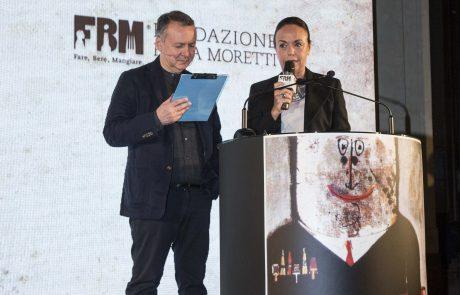 Piero Colaprico (vice presidente Giuria) e Chiara Beria di Argentine (presidente Giuria)