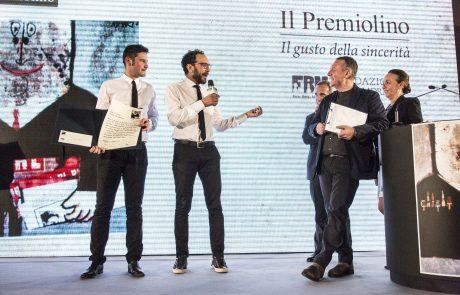 Fede & Tinto ricevono il Premio Birra Moretti per la diffusione della Cultura Alimentare (2)