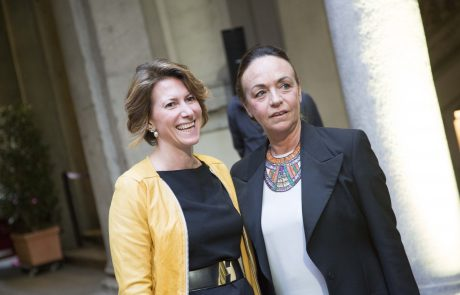 Claudia Parzani e Chiara Beria di Argentine (presidente Giuria)